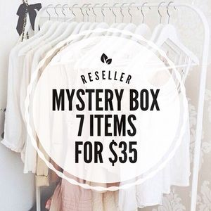 Other - Reseller Mystery Box - 7/$35
